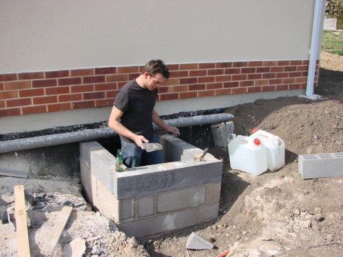 Entr e du vide sanitaire blog de stephetpat59 for Vide sanitaire ou pas