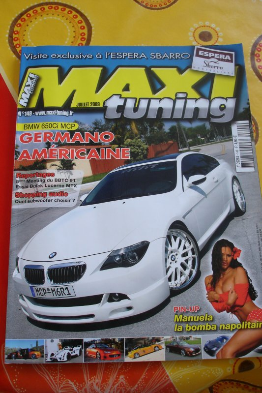 Maxi Tuning Журнал Complet Dans Maxi Tuning