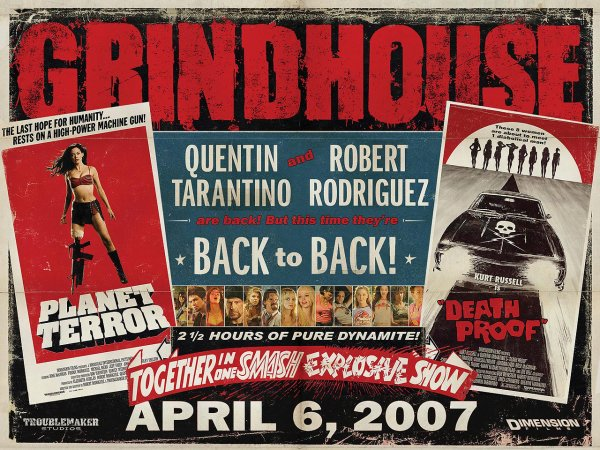 Grindhouse (films)