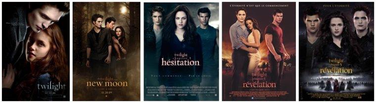 'Twilight - Chapitre 4 : Révélation 2e partie'