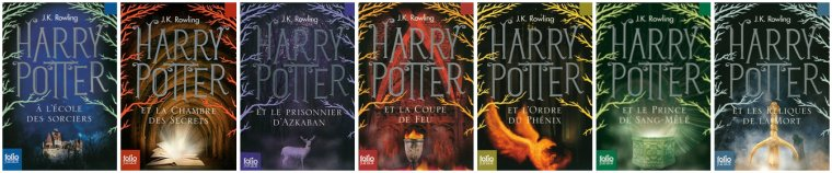 'Harry Potter, tome 4 : Harry Potter et la coupe de feu' de J.K. Rowling