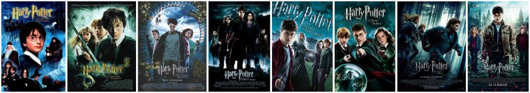 'Harry Potter à l'école des sorciers'