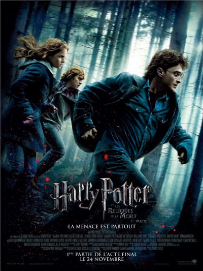 'Harry Potter et les reliques de la mort - partie 1'