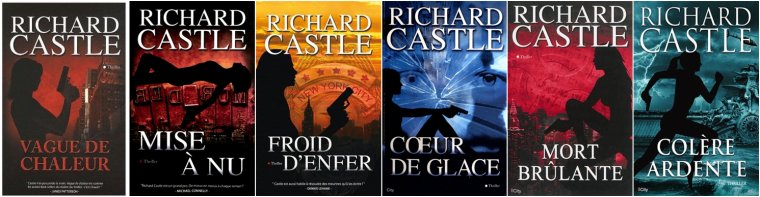 'Cœur de glace' de Richard Castle
