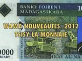 EXCLUSIVITE Wawa - Tsisy LA Monnaie (2012)