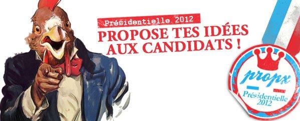Nouveau : PROPX !
