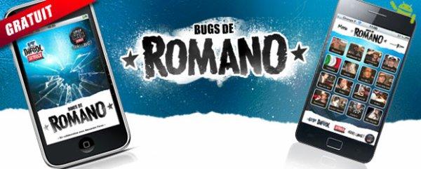 """Romano fait """"Bugger"""" ton mobile !"""