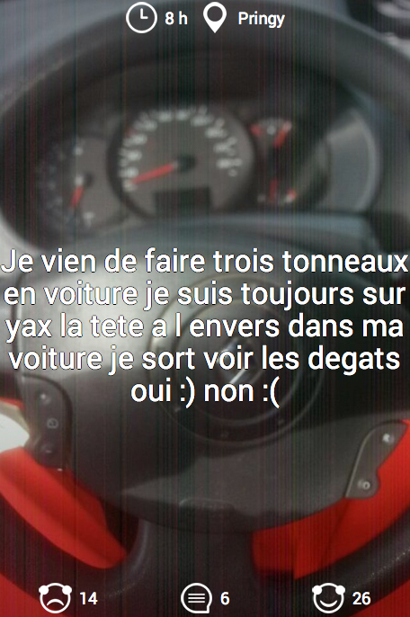 Oui ou Non - #YAX
