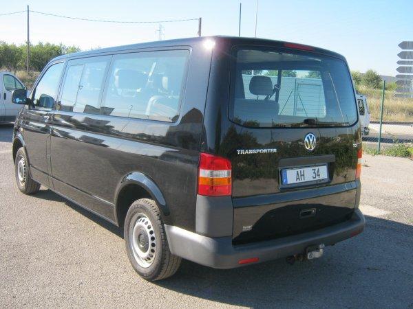 VW transporter T5 TPMR