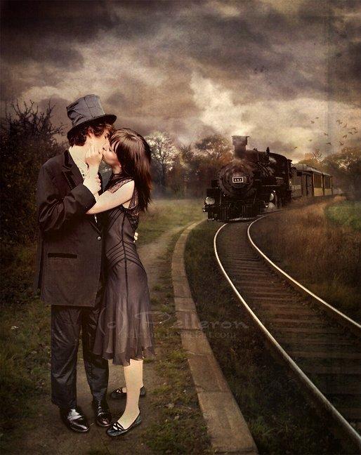 Rencontres train