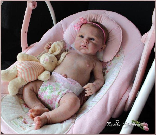 B 233 B 233 En Silicone Le Monde De Baby Blue