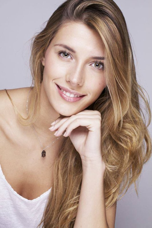 Miss France 2015 Camille Cerf from Nord Pas de Calais