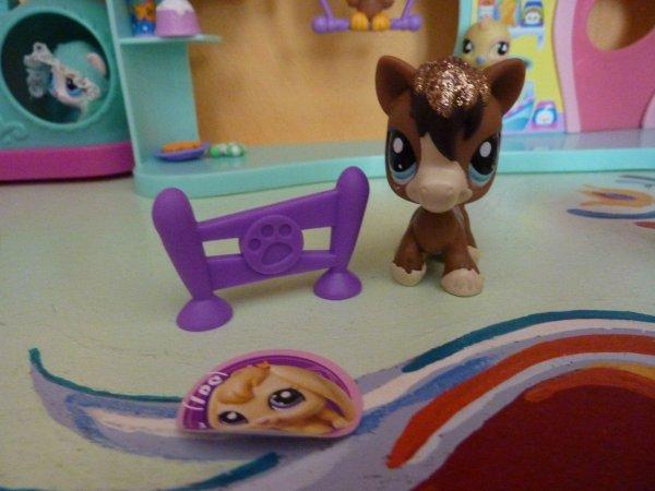 Mes nouveaux petshop cheval et p lican blog de - Cheval petshop ...