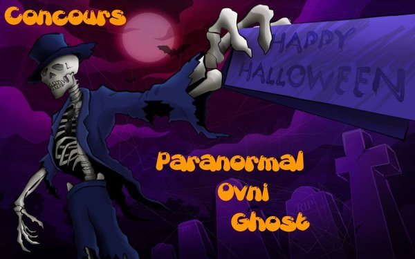 """Concours """"Sp�cial Halloween"""" 2014"""