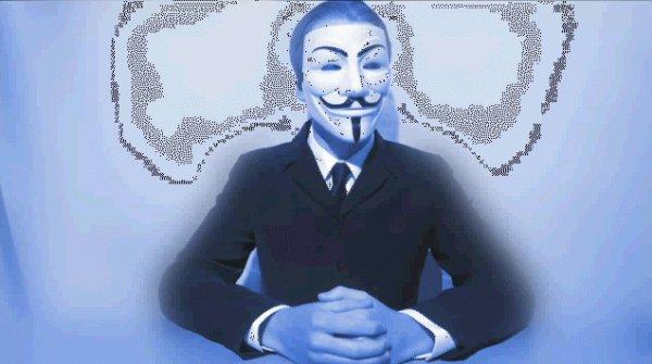 Anonymous promet une r�action suite � l'attaque terroriste (Hors-Sujet 58)