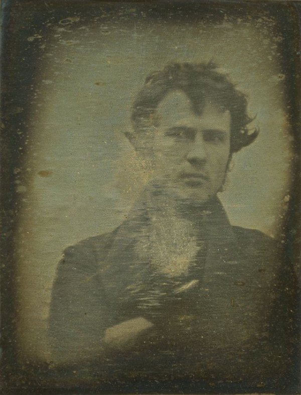 See the Oldest Selfie Known!
