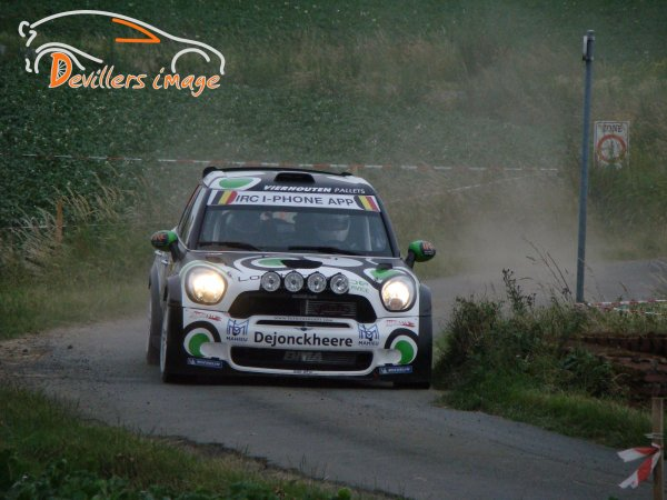 Geko Ypres Rally 2011