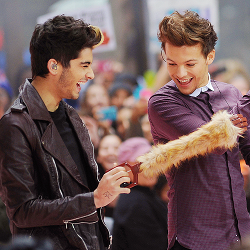 Niall Zayn Louis Liam Harry - One Direction
