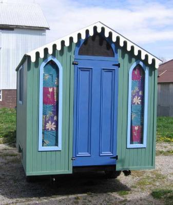Genre ma cabane au nomade for Cabine de plage pour jardin