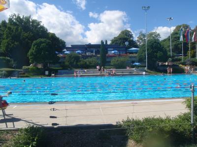 La piscine de colovray nyon suisse ma passion le - Piscine de nyons horaires ...