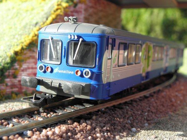 Rib transilien le petit train ho - Transilien prochain train ...