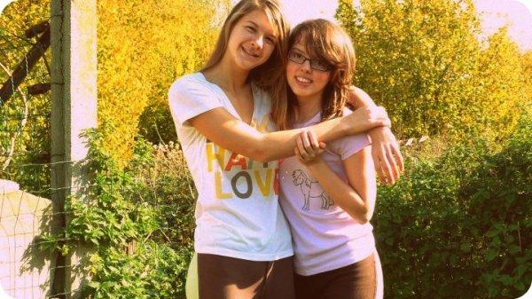Journ�e du 31 octobre avec ma Meilleure Amie - Inoubliable ♥