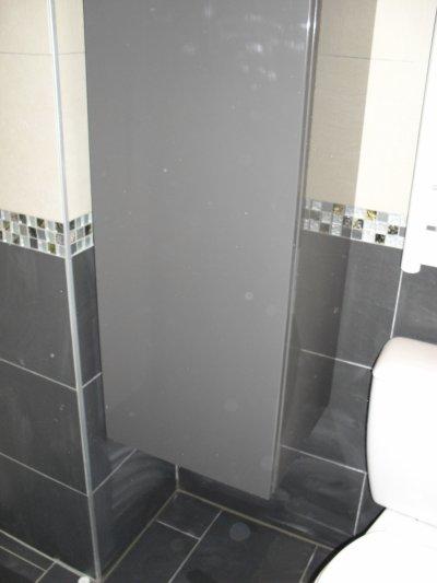 realisattion d une sdb carreau de 30x60 pose decalee avec bac a douche a l italienne. Black Bedroom Furniture Sets. Home Design Ideas