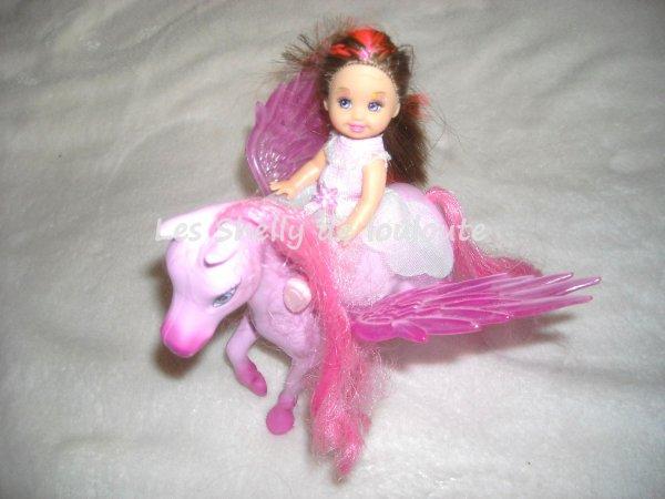 Barbie et le cheval magique les miss de louloute - Barbie et le cheval magique ...