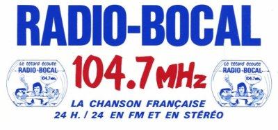 Radio Bocal 104.7 Mhz FM STEREO