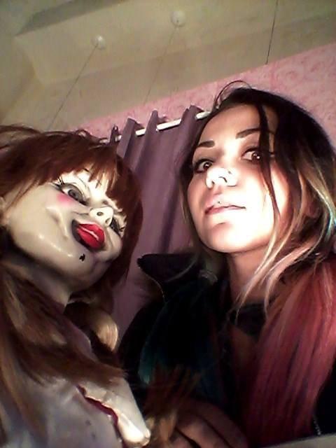 Nouvelle photo + Avant-premi�re du film Annabelle !