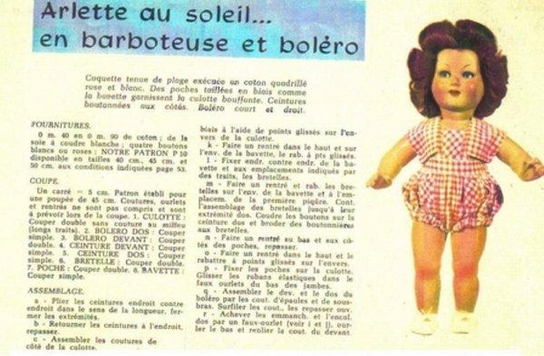 Arlette, de la revue Bonne soir�e ???