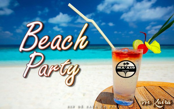 Beach Party (2014)