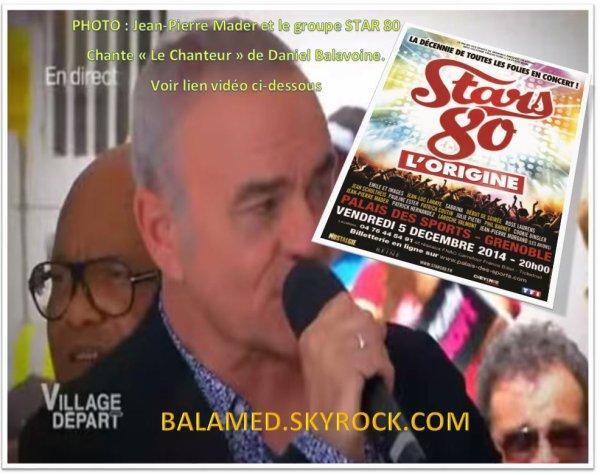 � Je chante par exemple du Michel Berger, du Daniel Balavoine � (Patrick Hernandez)