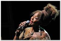 Joniece Jamison, Ex choriste de Balavoine en concert � la cath�drale Saint-Pierre