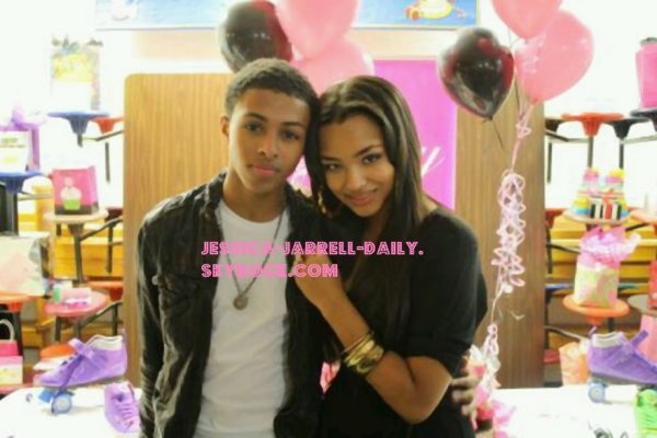 diggy-simmons-and-jessica-jarrell-pregnant