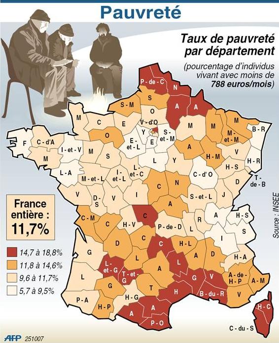 Liste Des Villes Les Plus Pauvres De France