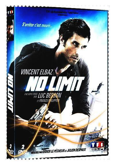 "DVD ""No Limit"" ( Saison 1 ) le 9 janvier 2013"