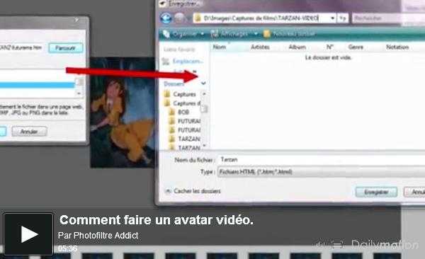 - Faire un avatar vid�o Niveau : Utilisateur Confirm� - Temps : +/- 10 minutes -
