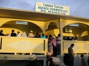 Braquage � Comores Telecom : Quatre auteurs pr�sum�s aux mains de la gendarmerie