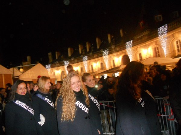 CETTE ANNEE ELECTION MISS FRANCE  2014 A DIJON VILLE