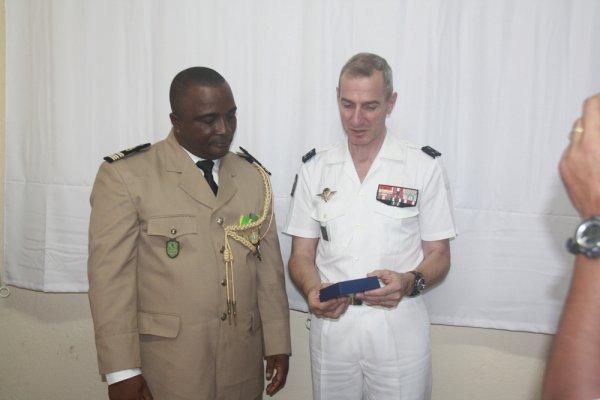Coopération militaire : Visite à Moroni du commandant en chef des Fazsoi
