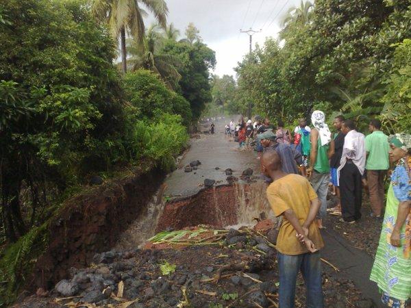 Environnement : Les Etats insulaires jouent leur survie aux Iles Samoa