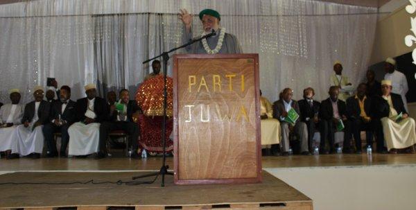 Politique : Juwa f�te, l'Updc peine � boucler sa liste et une gent f�minine en mal d'assurance