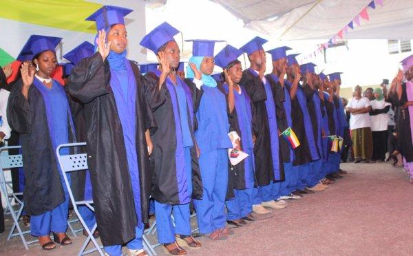 Universit� des Comores : la 11e promotion de l'Emsp honor�e dimanche