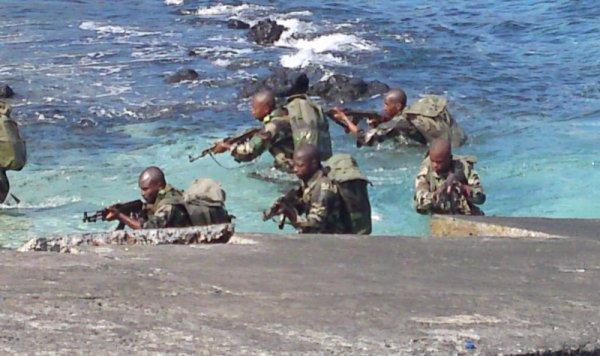 Les Comores instituent une coordination anti-terroriste