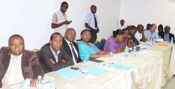 Les partenaires des Comores au chevet du secteur des transports