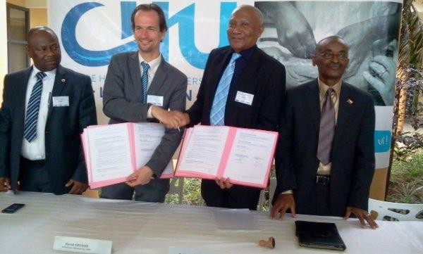 Coop�ration sanitaire r�gionale : Un partenariat entre le Chu de La R�union et les h�pitaux comoriens