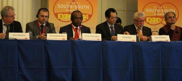 Anissi Chamsidine plaide pour une coopération décentralisée Sud-Sud