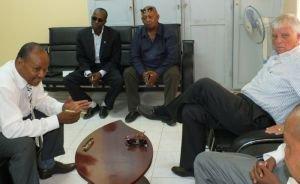 Mohamed Soilih et Signon Guy à Ndzuani pour accélérer la mise en place de la Chambre d'agriculture insulaire