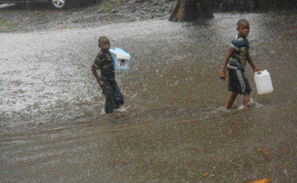 Météo : Un temps pluvieux jusqu'en fin de semaine